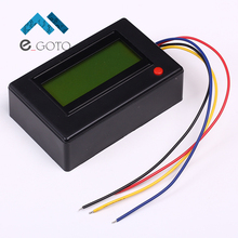 20A Bluetooth Ammeter Voltmeter Power Energy Meter Wireless Tester for APP/PC