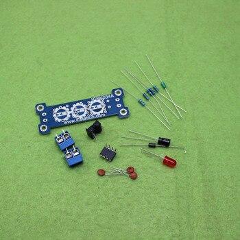 [LAN] Power boost module 5V L 12V L MC34063 module DIY module E5A5 electronic production kit  --50PCS/LOT