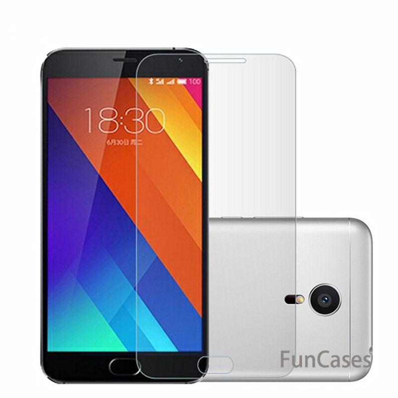 9H Protective Glass Film For Meizu M5 M6 M3 Note M3S Mini Pro6 HD Tempered Glass Screen Protector Toughened Glass Film Meize image
