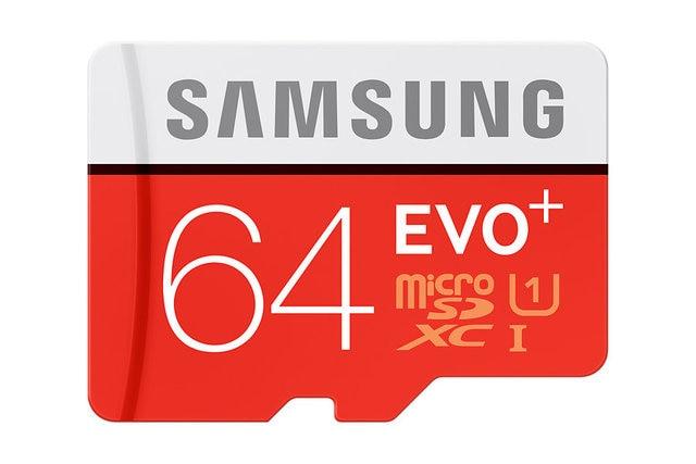 Original SAMSUNG Micro SD card Memory Card EVO+ EVO Plus 256GB 128GB 64GB 32GB 16GB Class10 TF Card C10 80MB/S SDHC/SDXC UHS-1