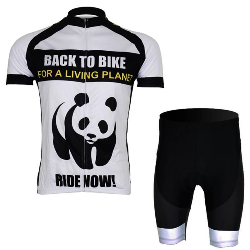 Amur Leopard  Summer Cycling Clothing MTB Bike Jerseys with Bib Shorts Short Sleeve Cycling Uniformes Ciclismo Men Quick Dry|uniforme ciclismo|mtb bike clothing|summer cycling jersey - title=
