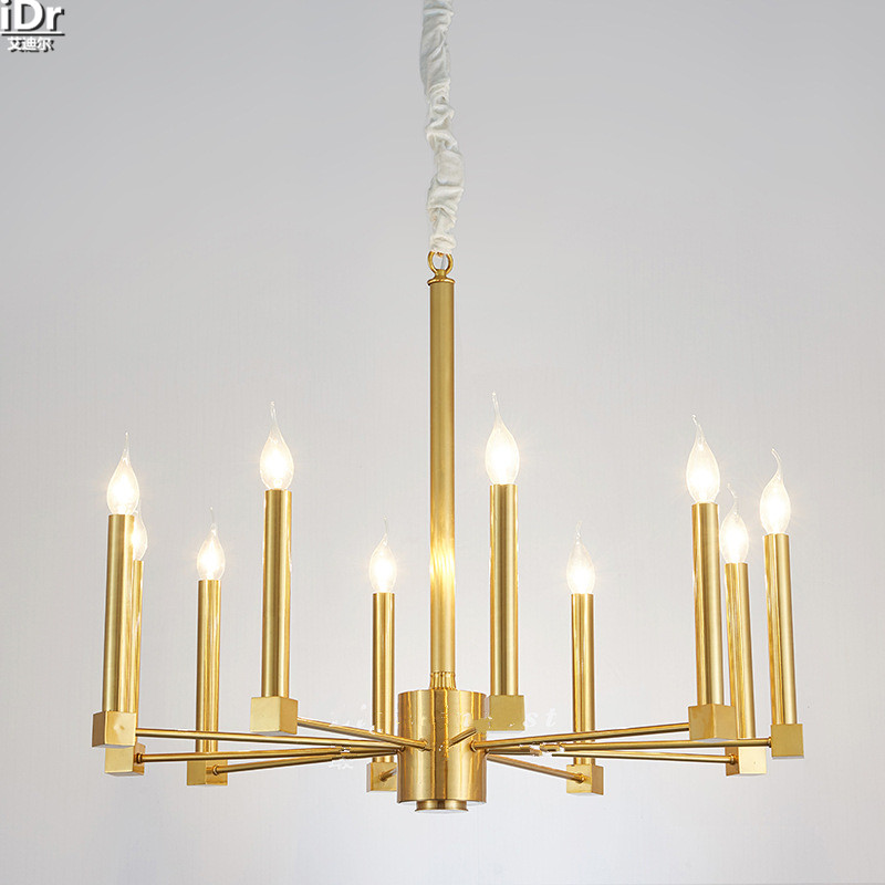 Modern Word Branch Tree Branches Restaurant Lights Living Room Creative Fashion Personality LED Lamp Gold Chandeliers Lmy 0221 In From