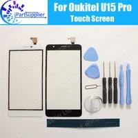 Oukitel U15 Pro Digitizer Touch Screen 100 Guarantee Original Glass Panel Touch Screen Digitizer For Oukitel