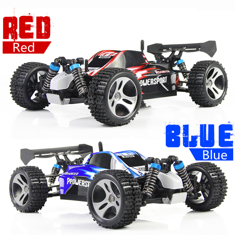 WLtoys A959 Electric Rc Cars 4WD Shaft Drive Trucks High Speed Radio Control Rc Monster truck 50km/h Racing Car wl toy electric car rc cars 4wd trucks high speed gift for kids l969 l212 souptoys