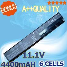 4400 мАч Аккумулятор для Ноутбука Asus X401A F301U S301 S501A F401 S301A X401U F401A X501 X501A S301U X301 X301A S401 F501 S401A X501U
