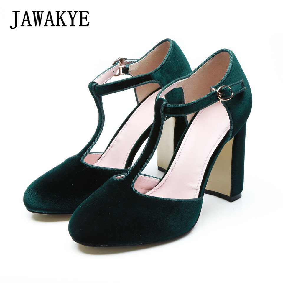 33e1d8e218f5 Heel High 2018 Gladiator ladies Shoes Chunky luxury strap shoes designers  women Green Summer shoes Sandals ...