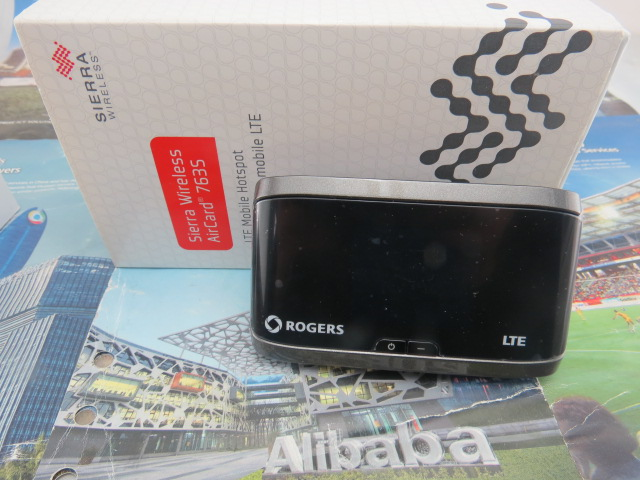 3G 4G LTE MIMO Antenna for Rogers Bell Telus Sierra aircard 763s 763 hotspot