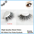 Fastest Shipping! Makeup 3D lashes,private label mink fur eyelashes individual silk mink lash belle lash extention