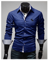 Summer men blouses slim fit casual blouse unique neckline stylish long sleeve dress shirts male shirts.jpg 250x250