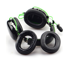 Foam Ear Pads Cushions for Razer BlackShark Kraken Pro Headphones High Quality Protein Skin Earpad 11.1