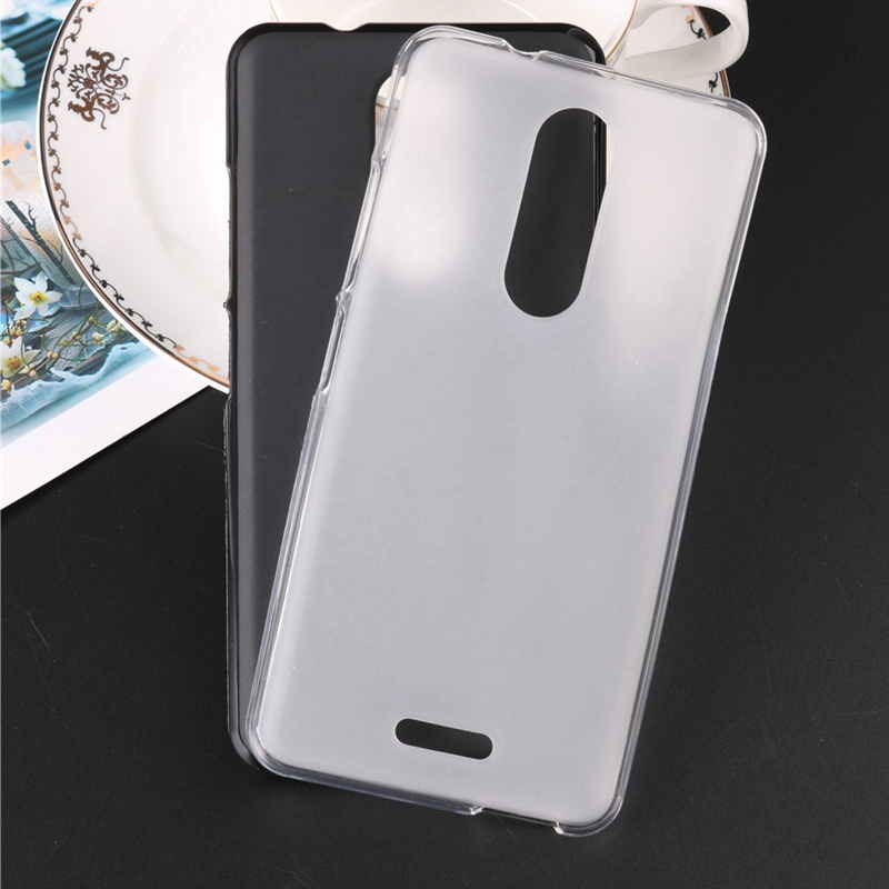 GR olamexy soft TPU Pudding Cover shell for Qmobiles