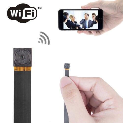Mini 1080 p FAI DA TE Modulo di Sicurezza Macchina Fotografica di WiFi Remote Monitor Nanny CamMini 1080 p FAI DA TE Modulo di Sicurezza Macchina Fotografica di WiFi Remote Monitor Nanny Cam