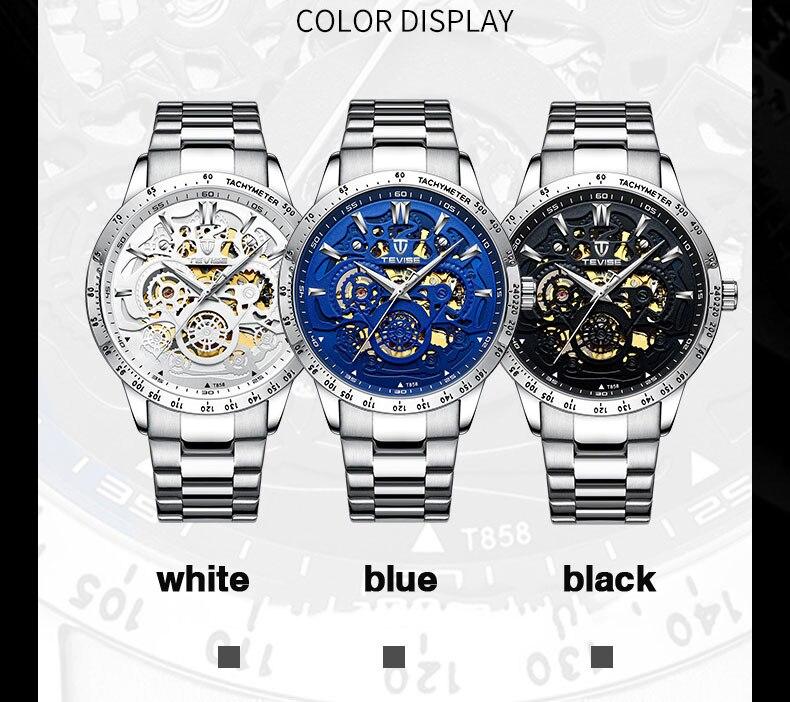 Männer Armbanduhr Mechanische Uhren