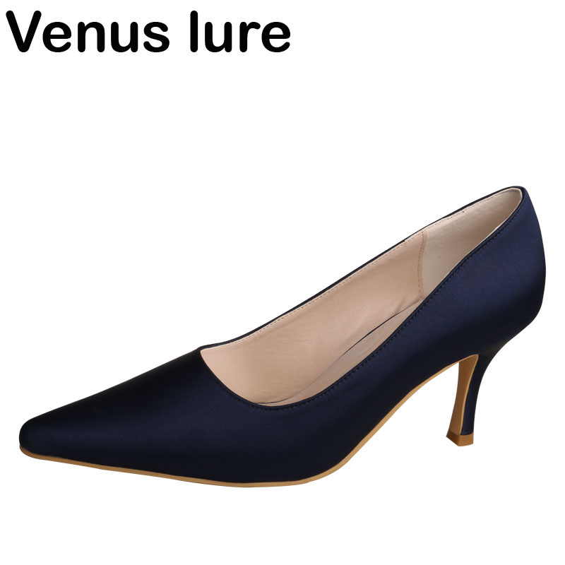 Buy shoes navy wedding and get free shipping on AliExpress.com 5fe28e6ddb81