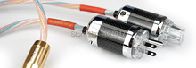 Aucharm AUCPPC1 Silver-plated Power Cable HIFI EXQUIS Colorful Red Copper 4N US AU Standard Rhodium Plated Plug