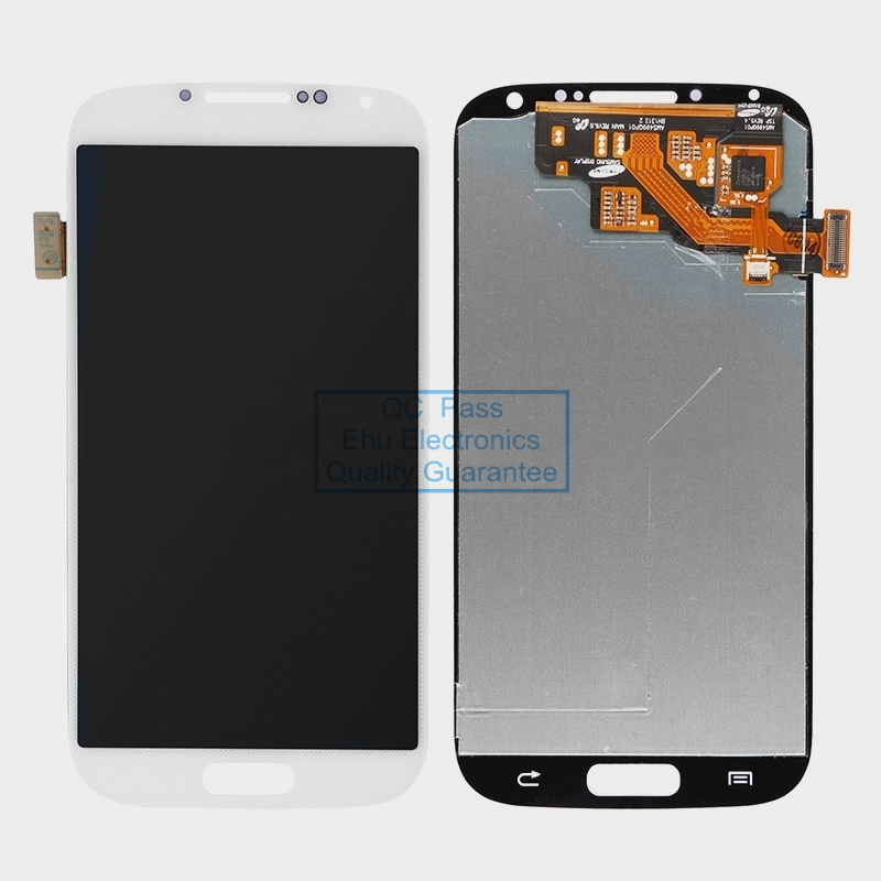 ФОТО New LCD screen and digitizer assembly replacement for Samsung Galaxy S4 GT-I9500 I9505 I545 L720 R970 I337 M919 I9502 White
