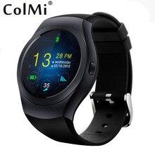 Colmi Bluetooth Smartwatch VS39 Alle Runde Ips-bildschirm Uhr 240*240 IP54 Leben Wasserdicht MTK2502C128MB + 64 MB SMS Smartwatch