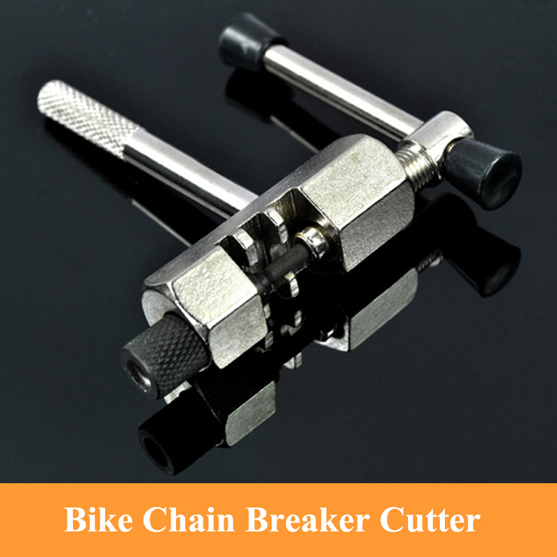 Bike Chain Breaker Cutter Tool Remover Repairing Tools Bicycle Chain Cutter Pin Splitter Device For 5 6 7 8 9 10 Speed Chain