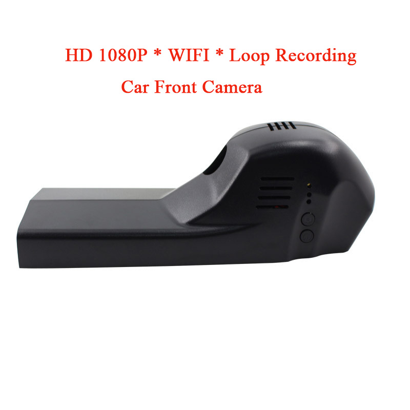 WIFI Waterproof HD 1080P USB2.0 Car DVR Camera Night Vision Front Camera For BMW Car DVD Monitor Recorder GPS Loop Recording