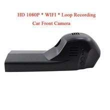 WIFI Waterproof HD 1080P USB2.zero Automotive DVR Digicam Night time Imaginative and prescient Entrance Digicam For BMW Automotive DVD Monitor Recorder GPS Loop Recording