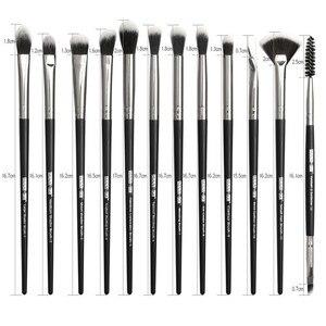 12 Pcs/set Eye Makeup Brush Ny