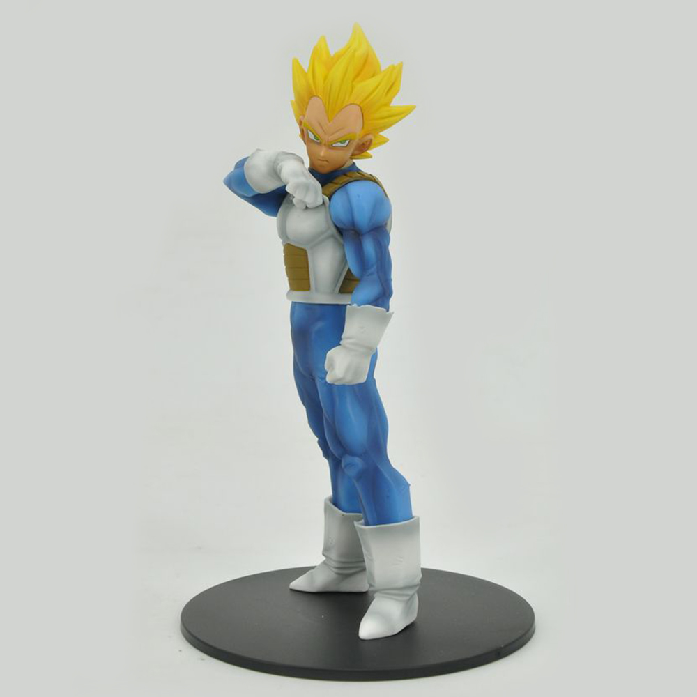 15cm Dragon Ball Z Action Figure Warrior Super Saiyan Vegeta Figure Toys Model Doll