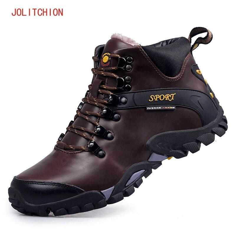 Super Hiver Mode Zapatillas Chaud Black Neige Hommes Chaussure De Confortable Homme dérapant Bottes Baskets Chaussures brown 3944 Anti LR54c3jSAq