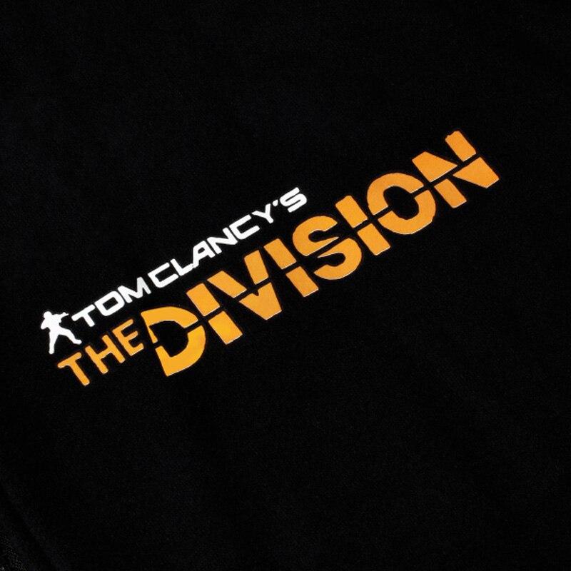 2018 New Arrival fashion Men Hoodies for Tom Clancys The Division Spring & Autumn Cotton Jackets Sweatshirt Men Hip Hop Hoodie
