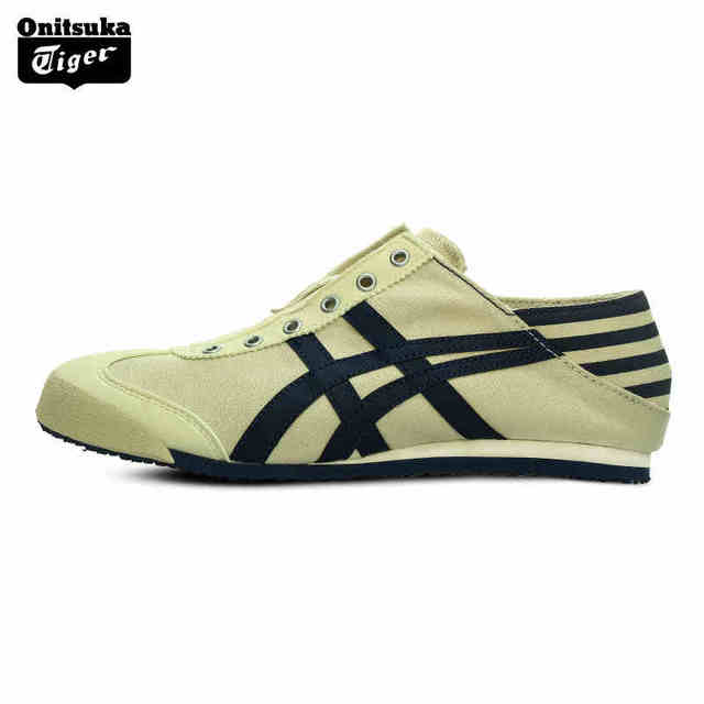 Top Quality Onitsuka Tiger MEXICO 66 Unisex Shoes Breathable Men Outdoor  Shoes Lightweight Women Sneakers TH342N