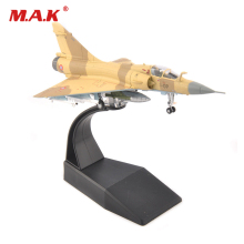 1/100 Airplane Dassault Mirage 2000 Alloy Model Aircraft Model Diecast Aircraft Plane Model Alloy Airline Toy new product phoenix 1 400 11347 saudi airways a330 300 hz aqe alloy aircraft model collection model holiday gifts