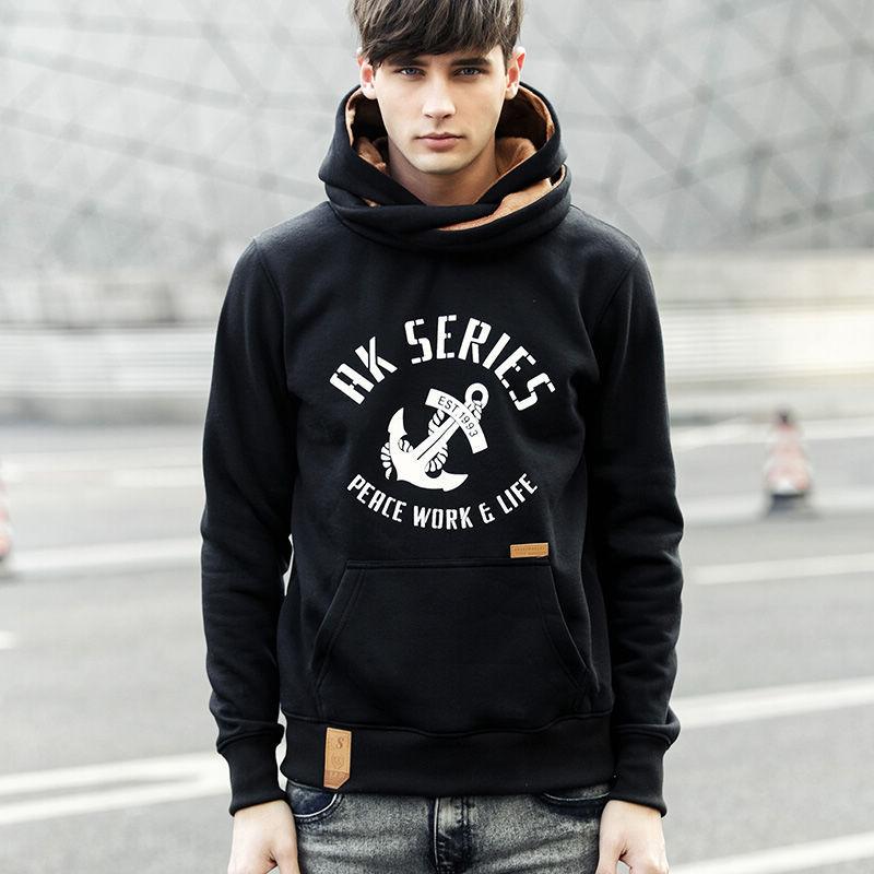 New Hot Fashion Hoodies Sweatshirts, Outerwear Men Outdoor Hoody,boys  Sports Suit Cotton #5388Alex