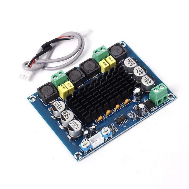 TPA3116D2 Digital Power Amplifier Board Dual-channel DC12-26V Audio Amplification TPA3116 D2 2*120W Amplifiers Plate C3-002