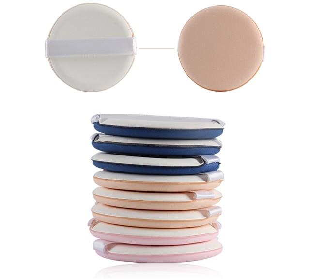 8cs/box three colors Air makeup puff BB Cream Puff Makeup Foundation Sponge Facial Powder Puff Beauty Tools 6