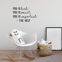 Fashionable English sentence Wall Stickers Modern Fashion Sticker Home Decor Children House Art Decals