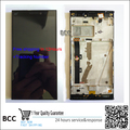 Original For Lenovo vibe Z2 K920 mini LCD Digitizer Display+Touch Screen Panel with frame free fast shipping Test ok!