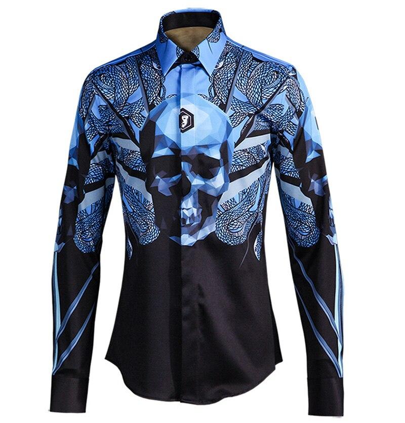 Online Get Cheap Cool Mens Long Sleeve Shirts -Aliexpress.com ...