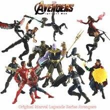 Marvel Legends, película vengadores 3 Infinity War, figuras de acción Thanos, Capitán América, Ironman, Spiderman, Thor y ,muchos más