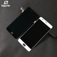 For Oneplus 3 LCD Display Touch Panel Screen Digitizer Assembl Replacement For Oneplus 3T Three Oneplus3