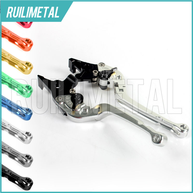 Adjustable Long Folding Clutch Brake Levers for BUELL XB 12 09 10 XB12R 04 05 06 07 08 XB12Scg 11 12 13 14 15 16 XB12Ss 2016 adjustable billet extendable folding brake clutch levers for buell ulysses xb12x 1200 05 2009 xb12xt xb 12 1200 04 08 05 06 07