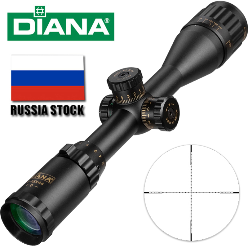 4-16x44 ST Tactical Optic Sight Green Red Illuminated Riflescope Hunting Rifle Scope Sniper Airsoft Air Guns4-16x44 ST Tactical Optic Sight Green Red Illuminated Riflescope Hunting Rifle Scope Sniper Airsoft Air Guns