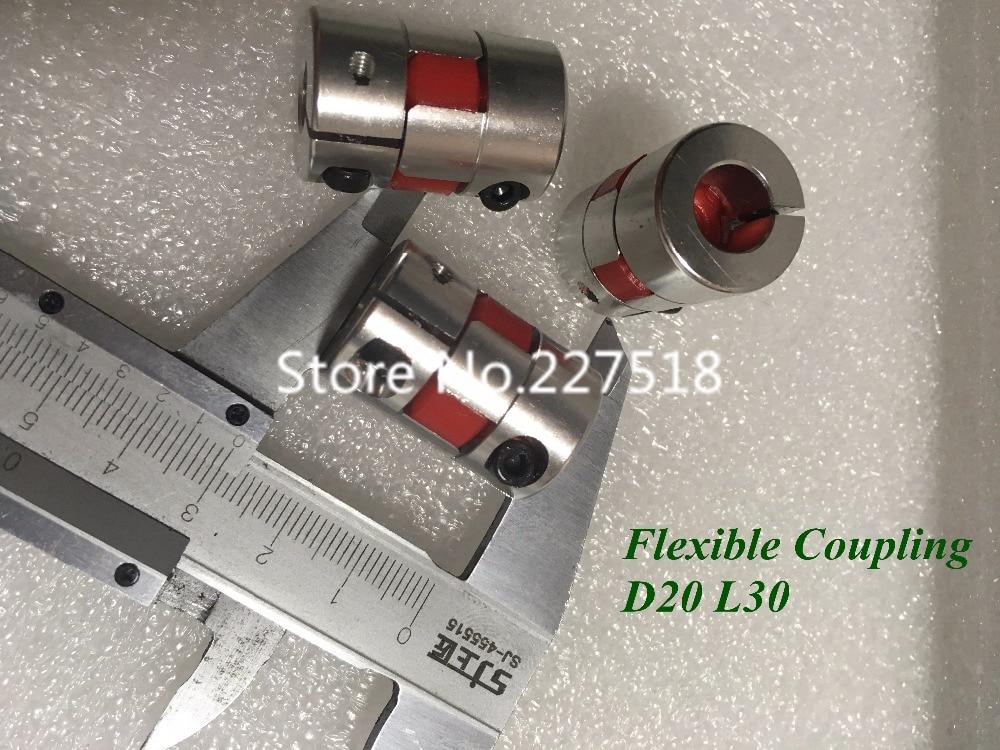 Accouplement 5x5 mm flexible en aluminium X2 3d print coupleur