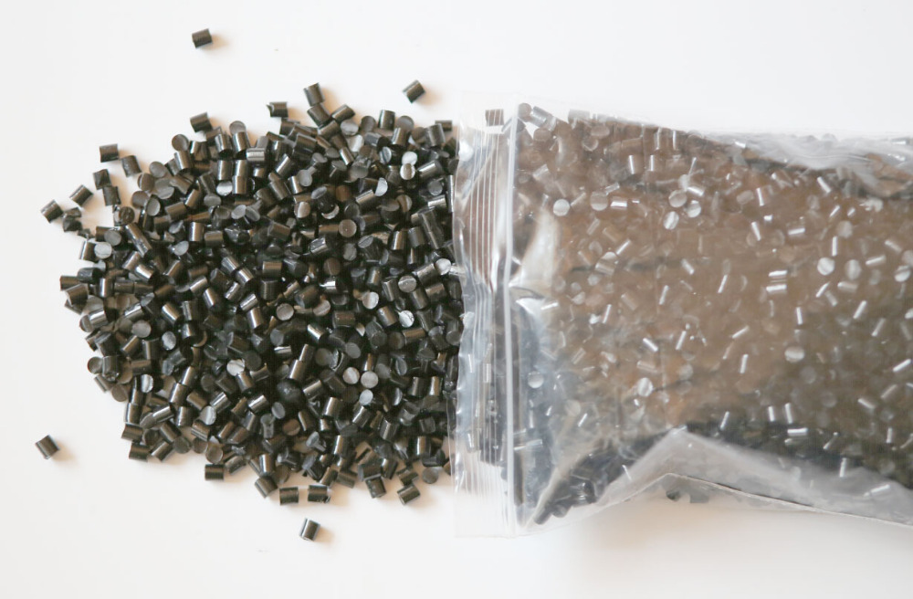 ITALY  GLUE BEADS+100g Keratin Glue Granules Beads Grains Hair Extensions Black Color Hair Glue Beads