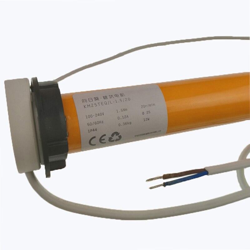 수동 업데이트 1.5nm dooya 관형 모터 최대 블라인드 무게 4.2 kg 110 v 240 v, diy, dooya 38mm 튜브에 사용-에서블라인드 ,그늘 & 셔터부터 홈 & 가든 의  그룹 1
