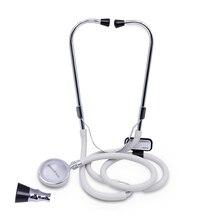 Стетоскоп yuwell Многофункциональный кардиологический детектор головы фетальный сердечный ритм ветеринарный диагностический ЭКГ ветеринарный Сфигмоманометр CE