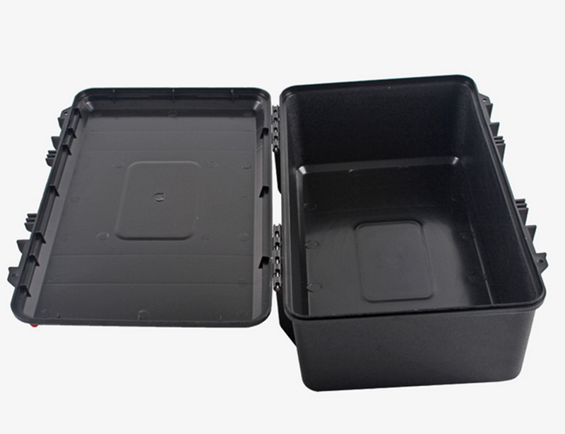 430x250x140mm plastic Tool case toolbox suitcase Impact resistant Instrumentation box Car storage box equipment camera case