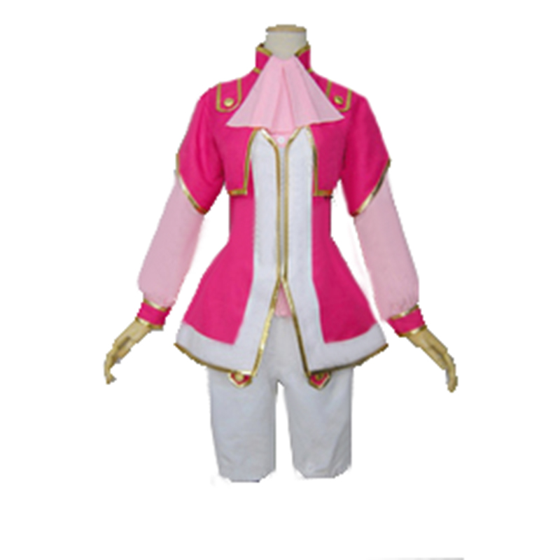 Yu-Gi-Oh! zexal Cosplay Costume with accessory