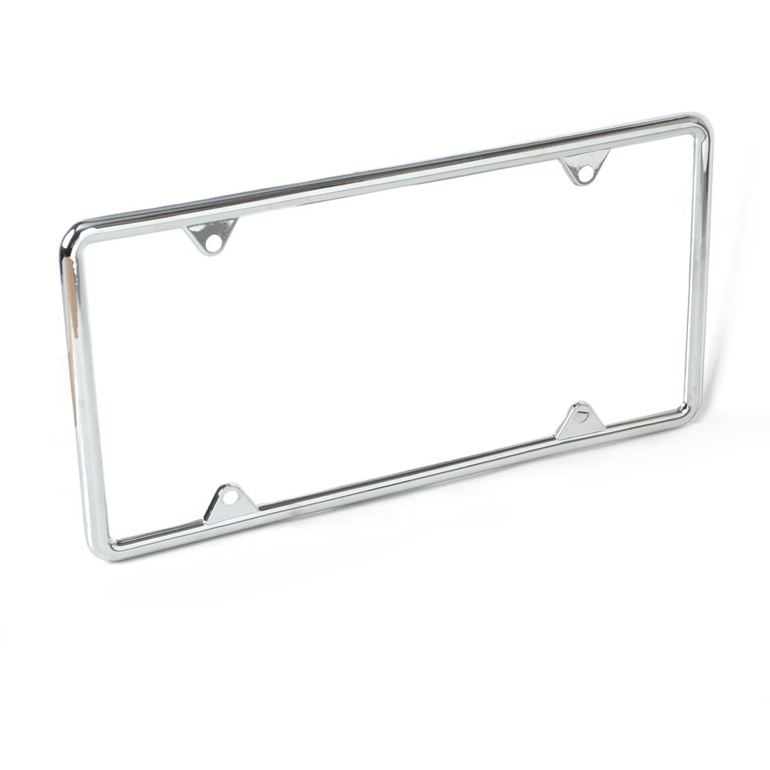 ヾ(^▽^)ノCITALL Zinc Alloy License Plate Frame For Mercedes Benz ...