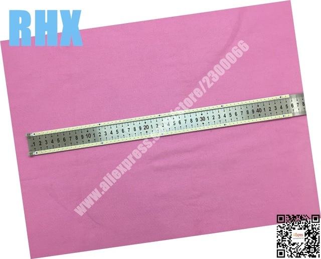 "2piece/lot FOR repair SHARP 40"" LCD TV LED Backlight LJ64 02609A 2010SVS40 60HZ 62 LMB 4000BM11 1piece=62LED 456MM 1set=2piece"