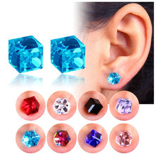 Buy studs magnetic earrings and get free shipping on AliExpress.com 4ec18cc59f54