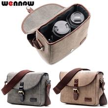 Wennew Ретро Камера сумка Фото чехол для цифровой камеры Olympus OMD EM1 EM5 EM10 OM D E M1 E M5 E M10 Mark III II 3 2 E 600 E 550 E 520 E 500